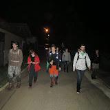 Noční pochod za Brdskou čarodějnicí 2014