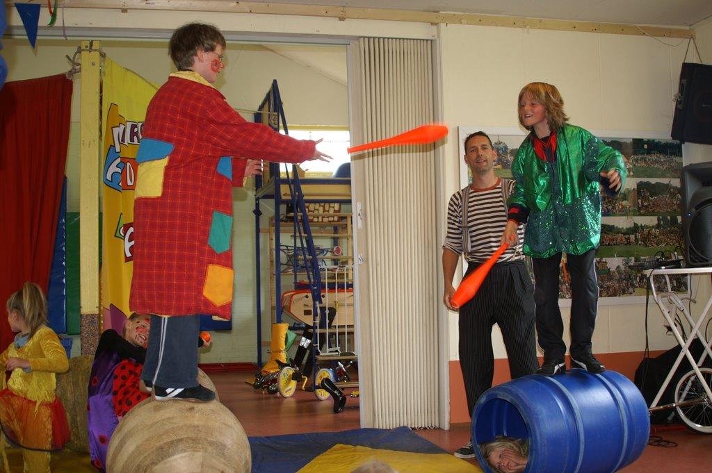 Circus en Receptie 60 Jarig Jubileum - jub190
