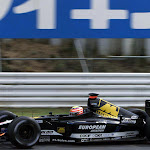 Alex Yoong, Minardi PS01