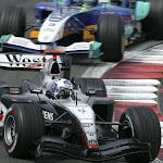 David Coulthard, McLaren MP4-19