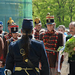 Budavári megemlékezés - őrjárat a várban