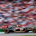 Pastor Maldonado, Lotus E22 Renault
