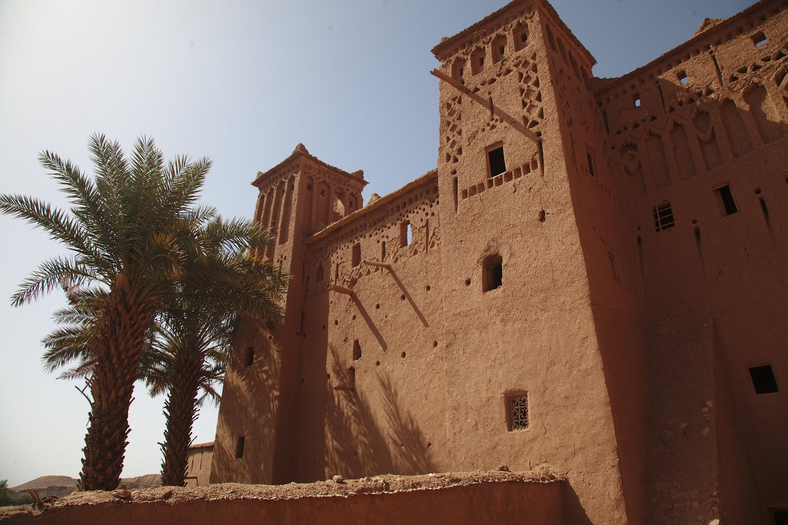 The mighty kasbah