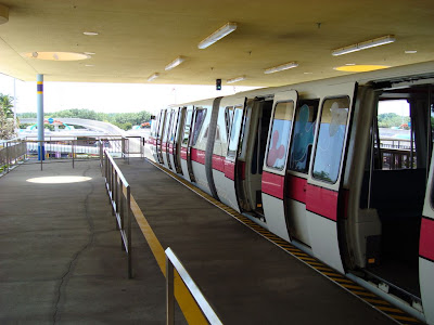 The monorail