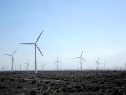 Vetrenjace svuda po obodu pustinja Taklamakan i Gobi