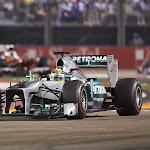Nicor Rosberg, Mercedes W04