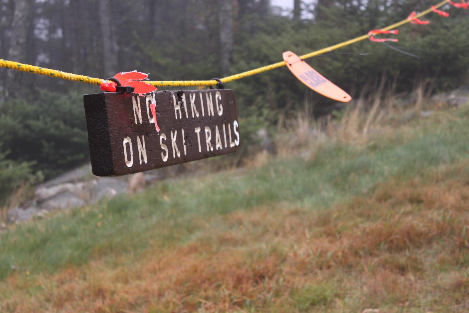 Cannon Mountain - White Mountains, New Hampshire