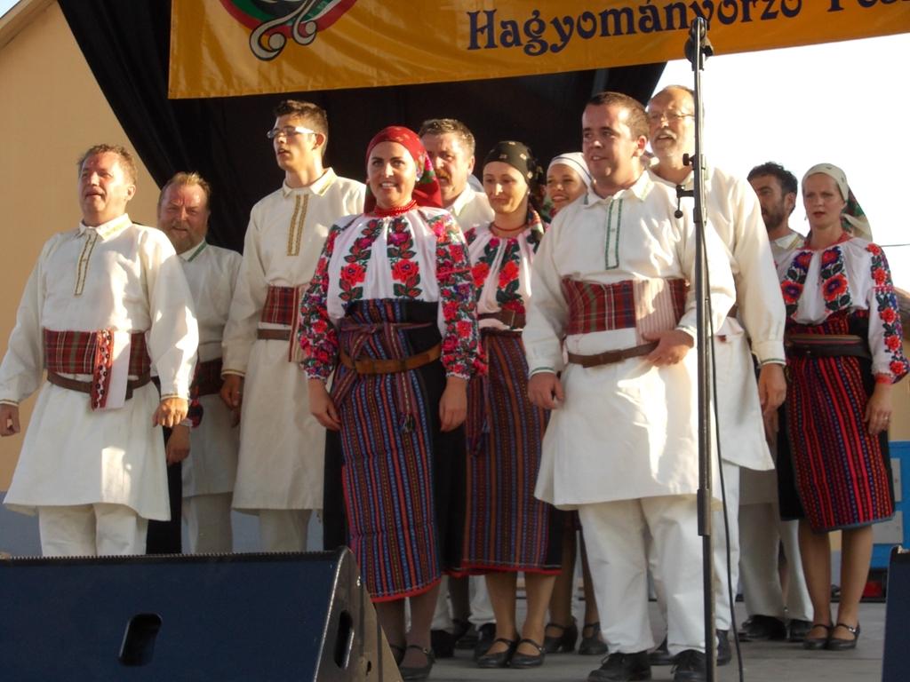 Ajaki Nemzetközi Lakodalmas és Hagyományörző Fesztivál 2012