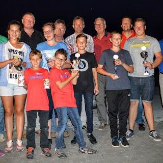 Gruppenfoto Vereinsmeisterschaften 2015
