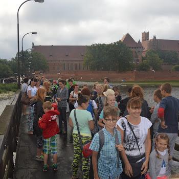 2015-08-06 Na zamku w Malborku