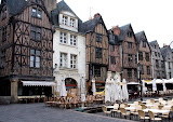The old quarter of Tours