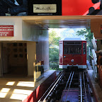 The overpriced Peak Tram