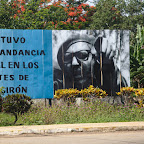 Australia - here was the base of Fidel while defeating Americans in the Bay of Pigs