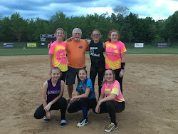 Front Row, Left to Right: Alexis Phipps, Randi White, and Delaney Buckland Back Row, Left to Right: Paige Maynard, Jerry, Olivia Hylton and Kelsey Suddreth