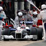 Robert Kubica, BMW Sauber F1.09
