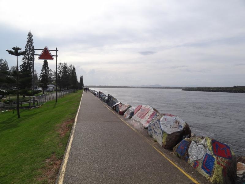 Nreakwater, Port Macquarie