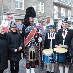 2011 rok - Parada Niepodłegłości w Gdyni