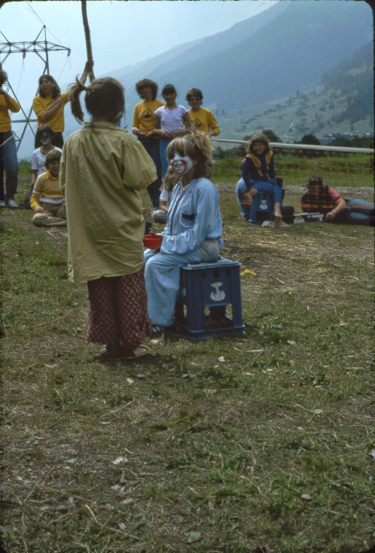 1981 Sommerlager JW - SolaJW81_122