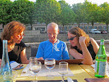 Dinner in Amiens  (by Michael)