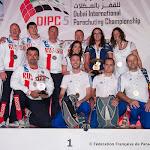 1ère place pour l'équipe de France de Séquence à 4 (Voile Contact), 5DIPC 2014