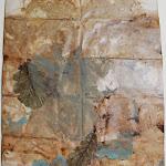 Quercia verde nicosia 35x50 cm su carta