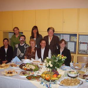 2007 rok - Zajęcia języka kaszubskiego organizowane przez AKZ Gdańsk