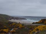 Beach at Traigh Alt Chailgeag on the North Coast
