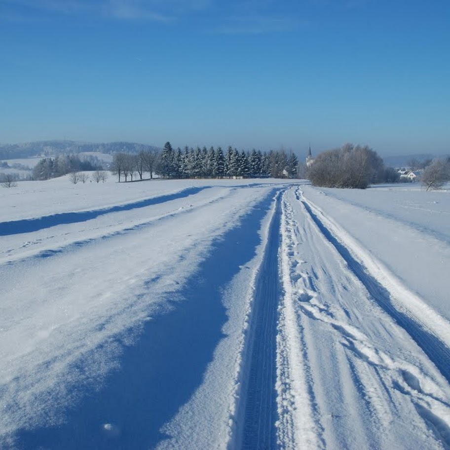 Ladovská zima 2010 - DSC_1629