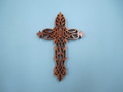 Victorian small cross