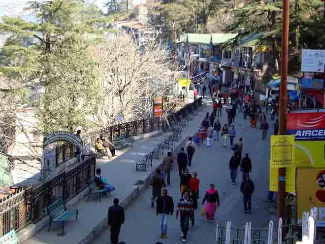 Lakkar Bazaar Shimla