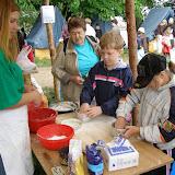 Výroba pšeničných placek (1)