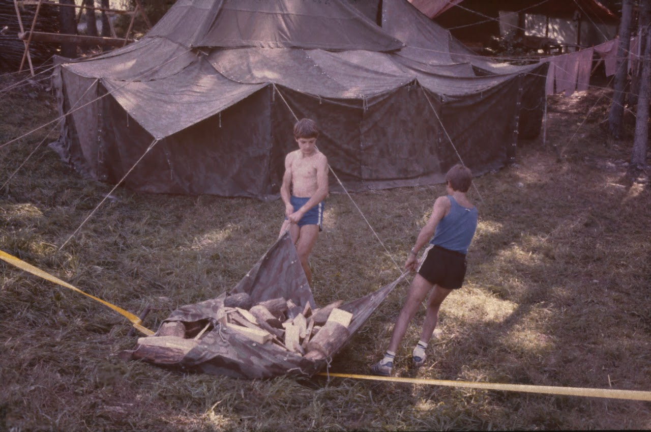 1984 Sommerlager - Sola84_333