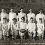Crescent College Senior Cup Team 1954-55