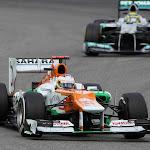 Nico Hulkenberg - Paul di Resta  - Force India VJM05