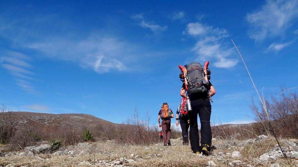 put prema Brezovcu