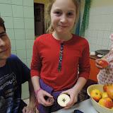 Jablka byla po rozkrojení jedno krásnější než druhé - čeká nás skvělá budoucnost