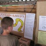 Čtvrtý den tábora: čteme si zprávy, které do tábora mohli posílat rodiče