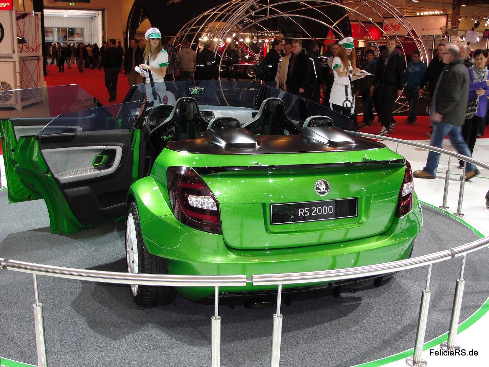 Skoda Fabia RS 2000