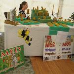 A méz és méhészeti termékek is bemutatásra kerültek