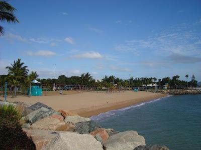 More Townsville beach