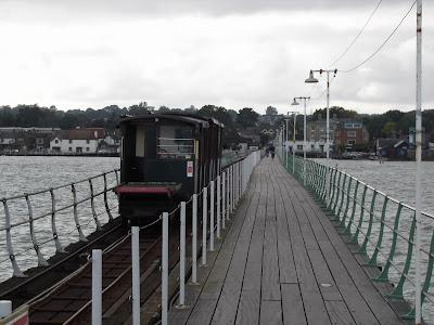 The Hythe Pier