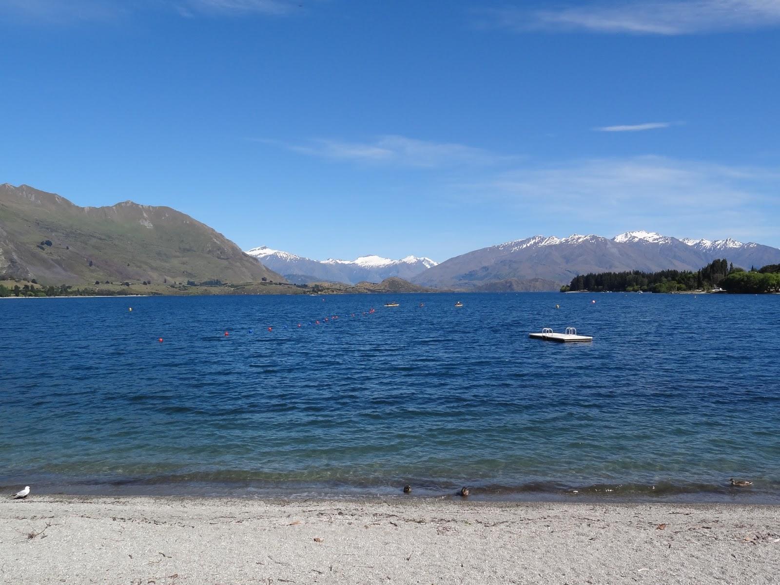 Lake Wanaka from Wanaka