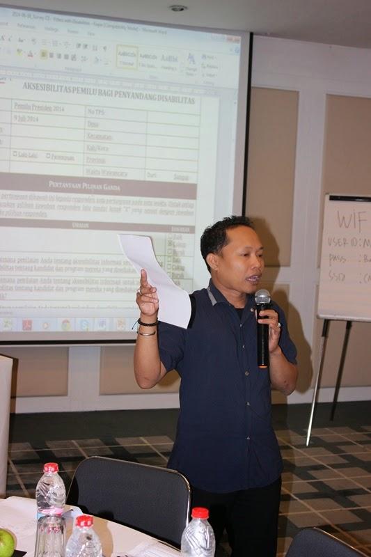 JPPR Facilitator Leding Discussion on Chechklist Tailoring Workshop 17 June 2014