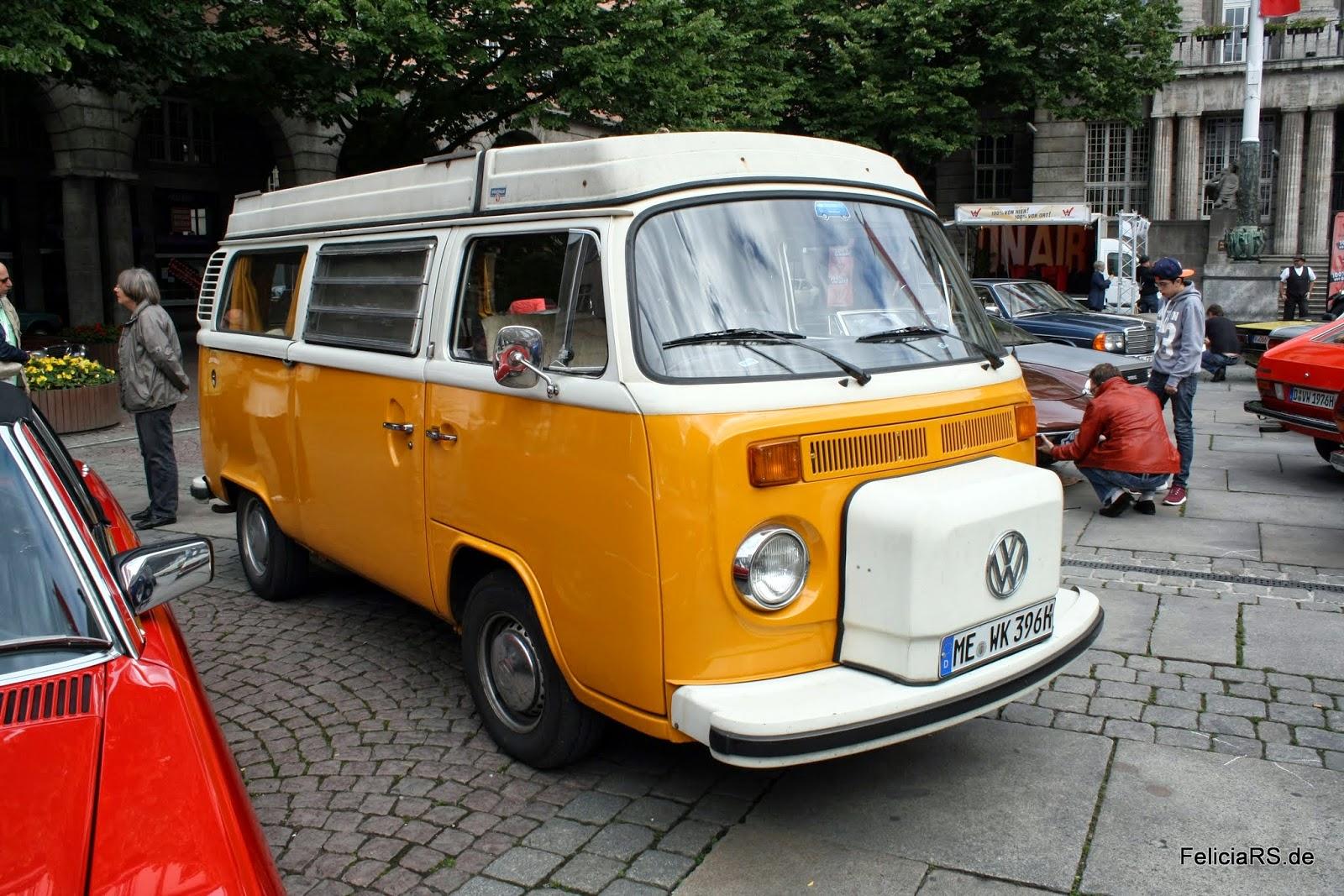 VW T2 b 1979