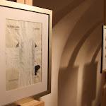 Az első emeleten folytatódott a kiállítás