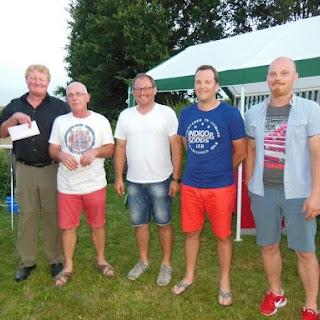 Vereinsmeisterschaften 2016 Montagsrunde