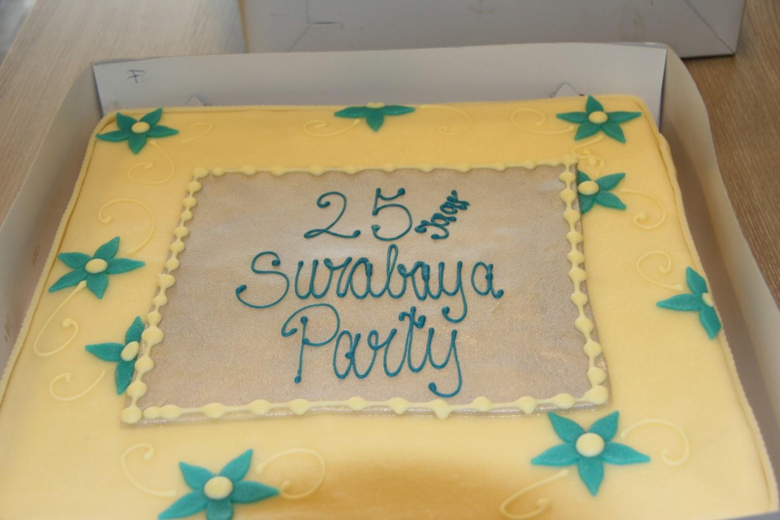 Surabayaparty 25 jaar, 22 mei 2016  (Foto's van Ando Siegers)