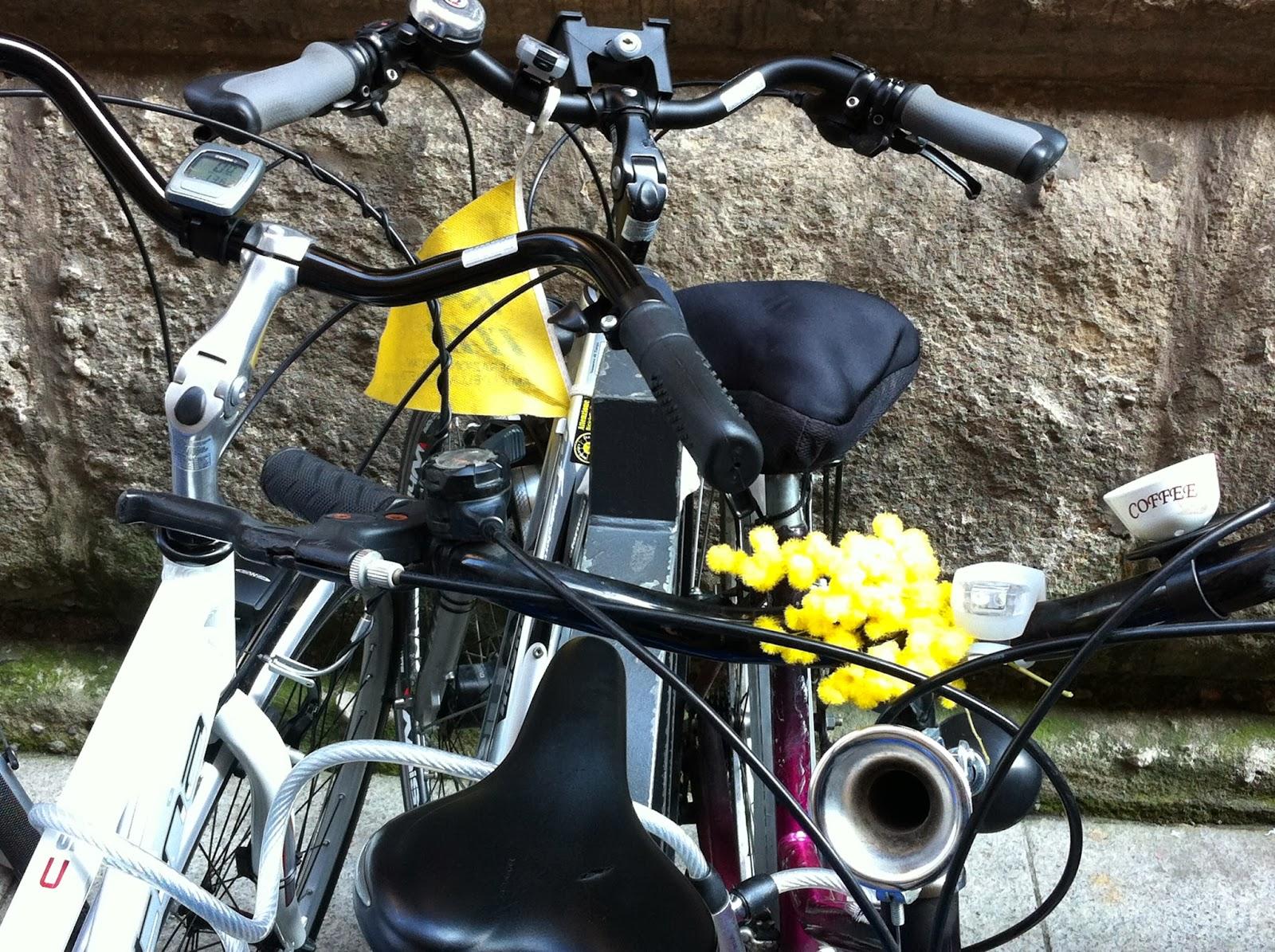 8 marzo, festa della donna in bici