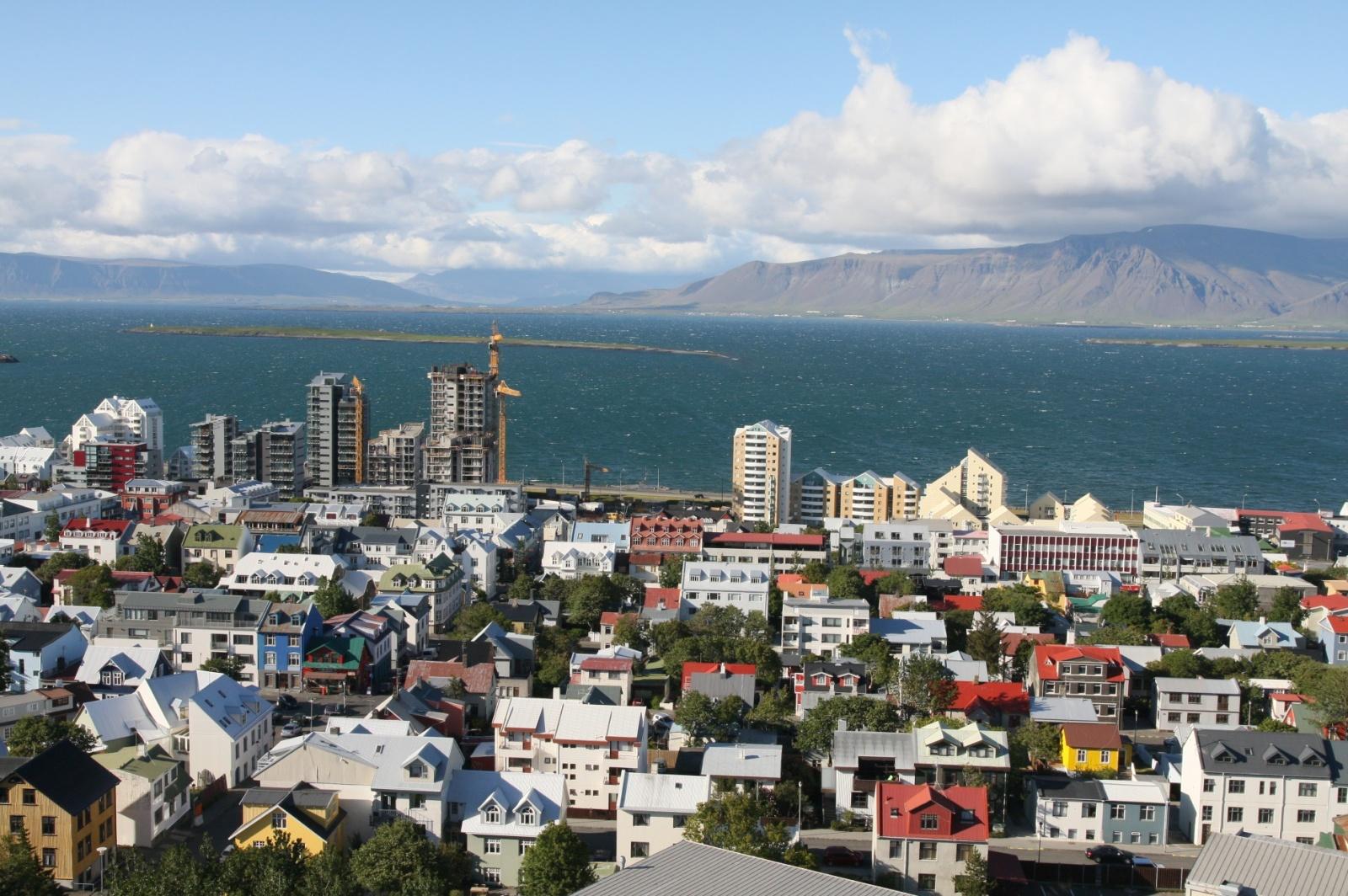 Sunny Reykjavik