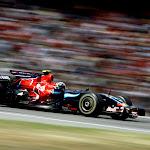 Sebastian Vettel Toro Rosso STR3